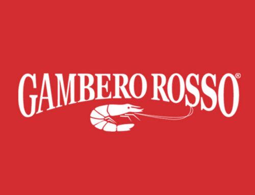 GAMBERO ROSSO – 26 OTTOBRE CENA DEGUSTAZIONE